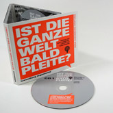 CD-Covergestaltung - Rosa-Luxemburg-Stiftung